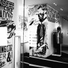 Karl Lagerfeld e il suo dobermann