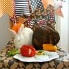 SCARY PEPERONY!!!                Anche i conigli festeggiano Halloween!