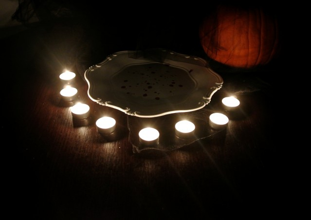 Gattivissimo Halloween a tutti voi!