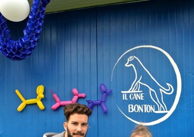 """Primavera Bau Bau- festa in collaborazione con """"Il Cane Bon Ton"""""""