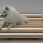Spitz Dog Cooler by Hiroshi Naito