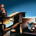 architecture for dogs' concept by atelier bow-wow for a dachshund