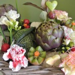 floral design veg&frutta