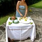 ingredienti in tavola